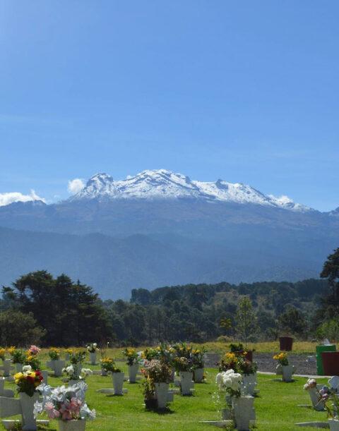 Memorial Jardines de Santa Cruz